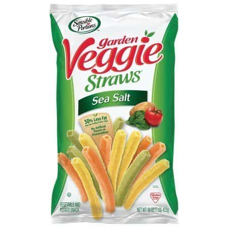 Are Veggie Straws healthy? We find out.