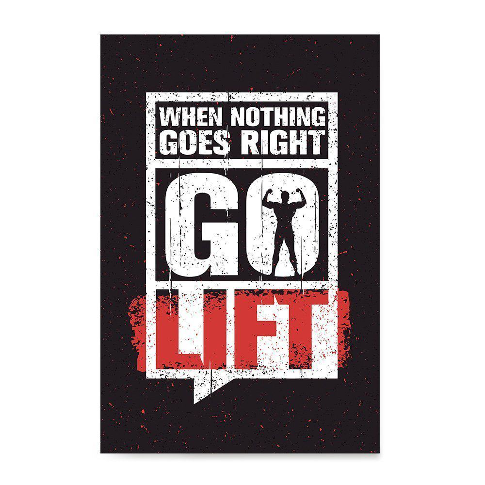 go lift poster