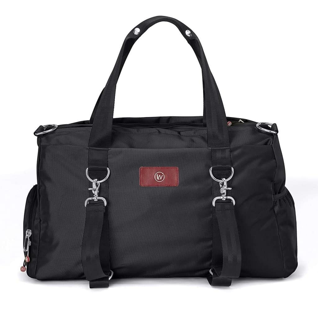 The Luxx Gym Bag with Shoe Compartment