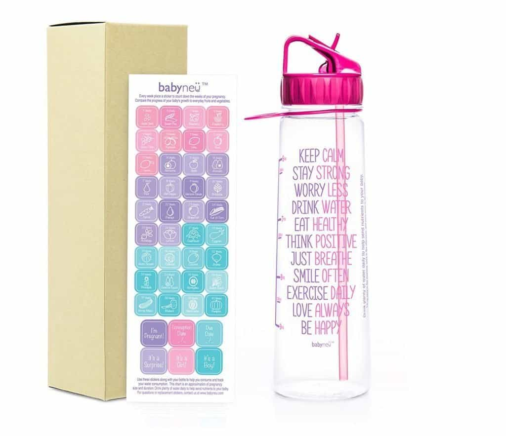 babyneu water bottle