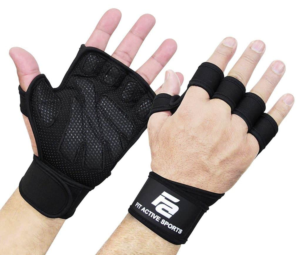 fit active ventilated gloves