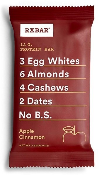 apple cinnamon rxbar