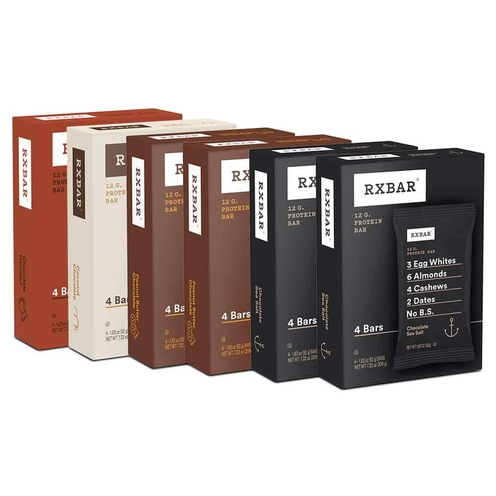 rx bar chocolate set