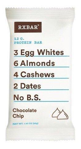 chocolate chip rx bar