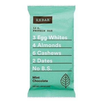 mint chocolate rxbar