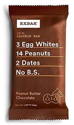 peanut butter chocolate rx bar