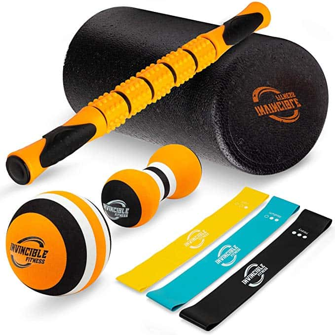 fitness recovery gift set
