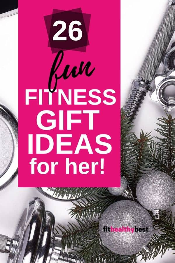 26 fitness gifts for her