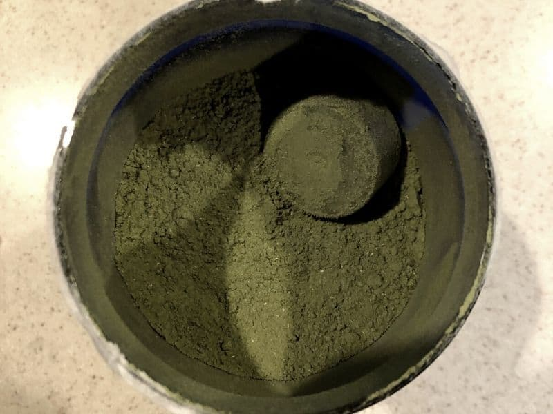 ora organic greens powder review