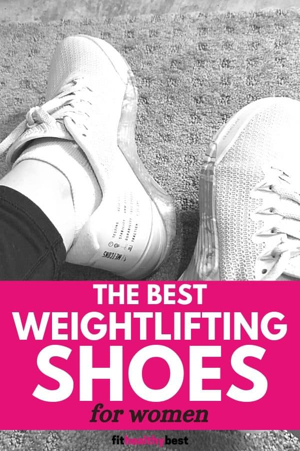 best women's weightlifting shoes