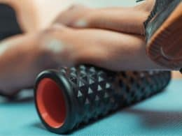 this is the feature image for best foam rollers for runners
